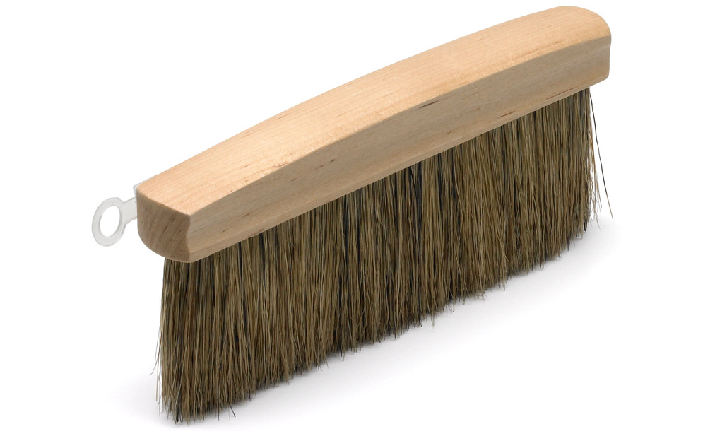 Dusting Brush Small, Natural Bristles