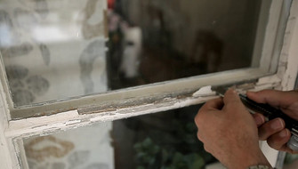 Painting windows