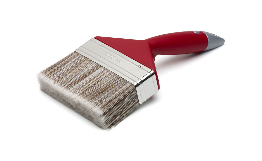 Angled Distemper Brush