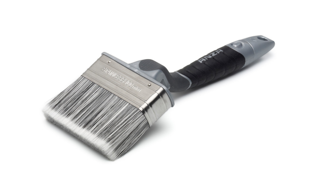 Angled Outdoor Brush