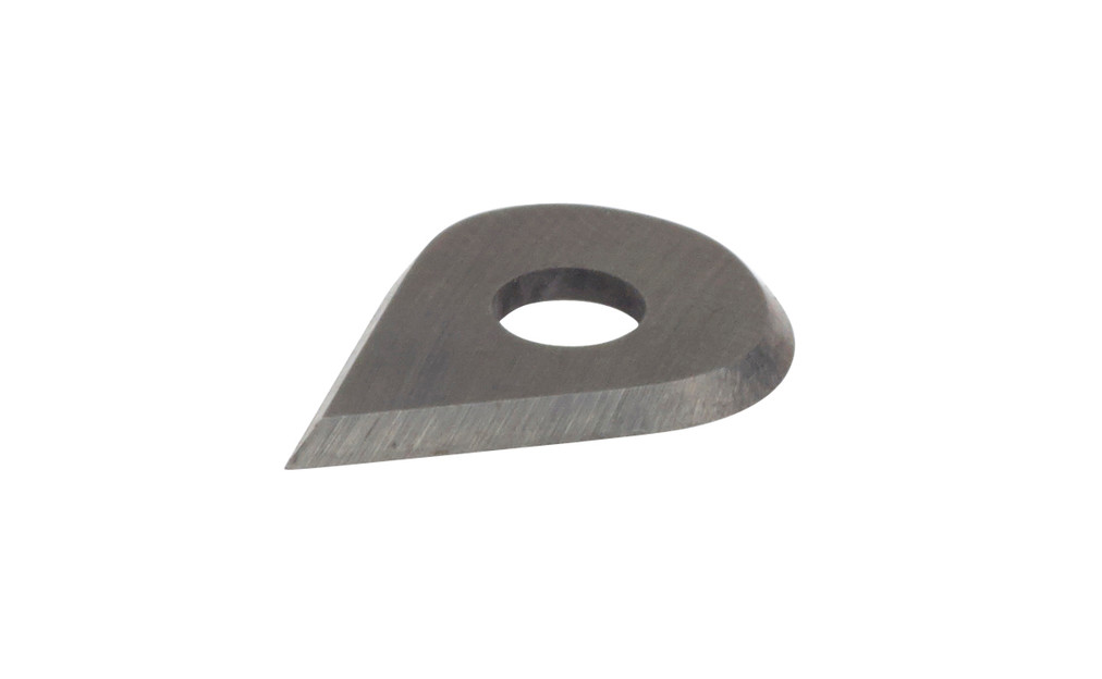 Tear-shaped Replacement Blades