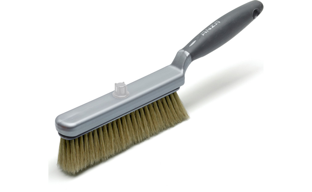 Dusting Brush, Natural Bristles